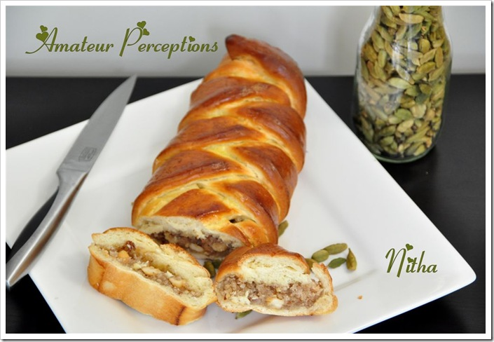 Plaited Bread 11