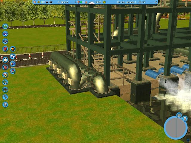 [recréation]Studio tram tour behind the magic![GRprod] Shot0071