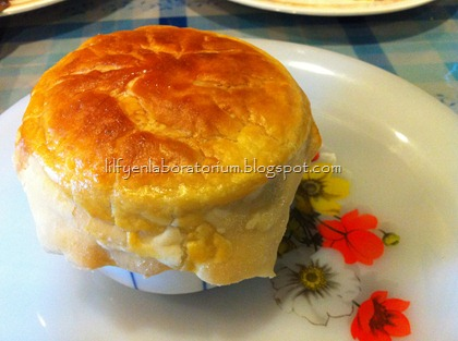 puff pastry soup