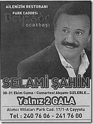 Mısır Sultanı Selami Şahin