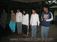 Sanggar Seni Seroja Latihan Tari Somba Cerano Budaya Kuansing