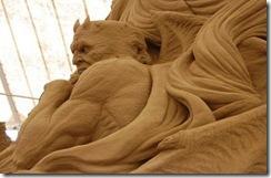 14.Seni Rupa Seni Ukir Pasir Yang Menakjubkan