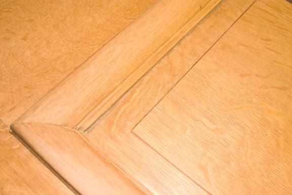 Closeup of tricky corners