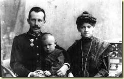 GiovanniPaoloII.bambino.famiglia