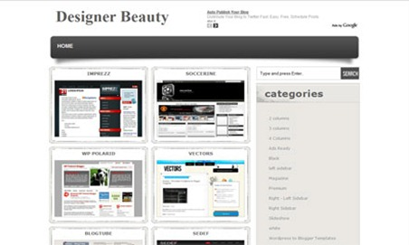 Designer-Beauty-template