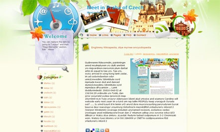 Meet-in-Praha-of-Czech-Blogger-Template