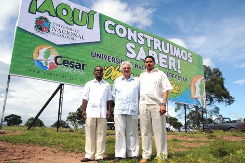 Universidad nacional de Colombia Sede Caribe en Valledupar
