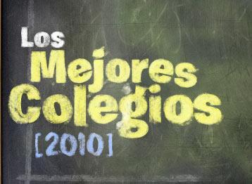 Ranking Mejores Colegios de Colombia Año 2010