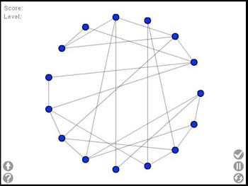 Planarity Game