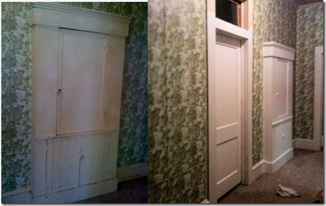 Hall before-after