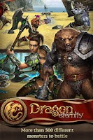 Screenshot of Dragon Eternity