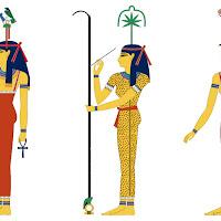 Hathor Reina egipcia
