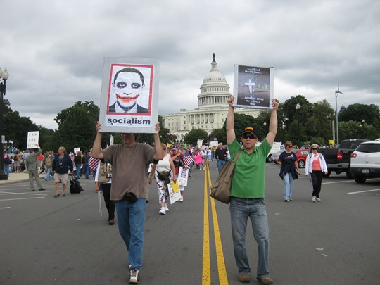 Tea Party Express Rally - Washington DC