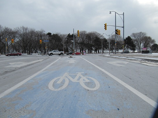 Toronto Winter Cycling