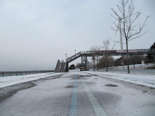 Toronto Winter Cycling