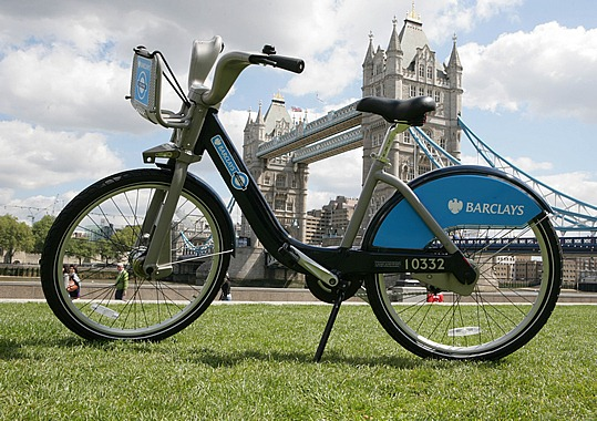BarclaysCycleHire