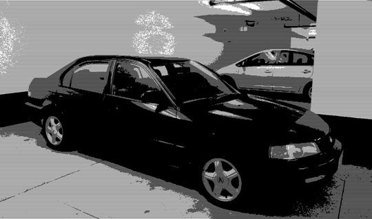 1998 Acura 1.6EL