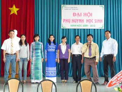 Hình ảnh Đại hội CMHS năm 2009 - 2010 P1000481