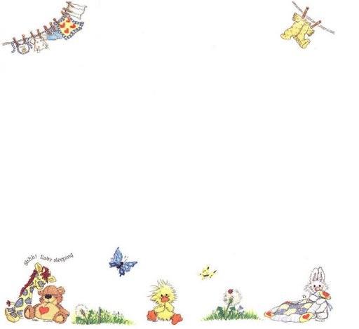Fondos de hojas infantiles - Imagui