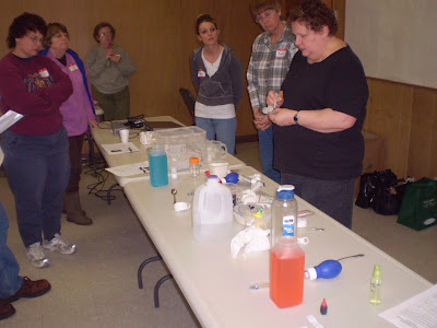 Tissue Culture Workshop Milton, Wi February 21