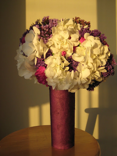 Wedding Bouquet Hydrangea
