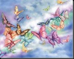8189 Butterflies-Puzzle