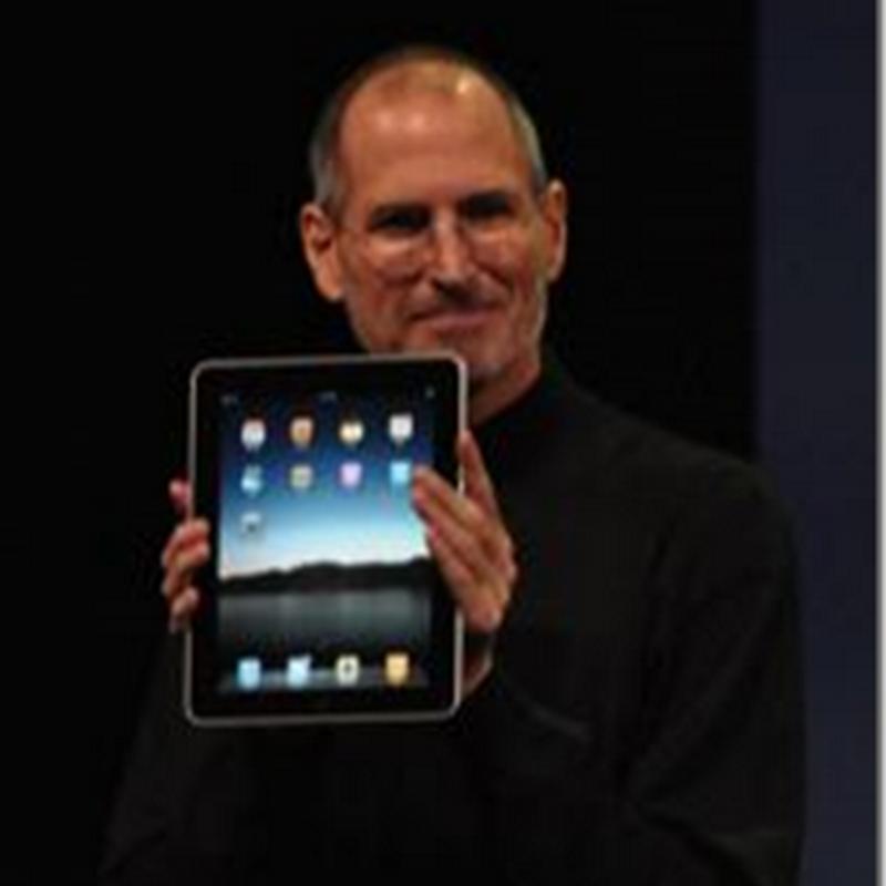 iPad, La Tableta de Apple