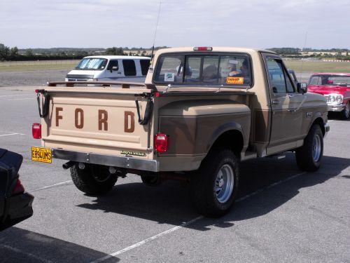 1987 f 150 flareside off road models forum. Black Bedroom Furniture Sets. Home Design Ideas