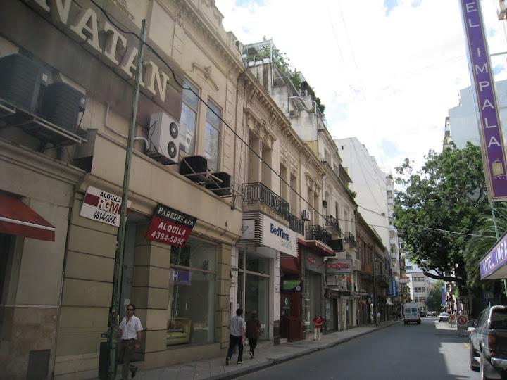 Улица Буэнос Айреса