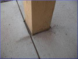Joints in concrete structures