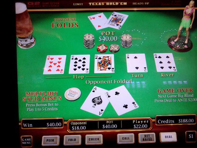texas holdem casino las vegas