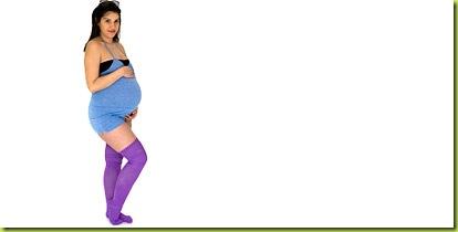 Maternity Romper