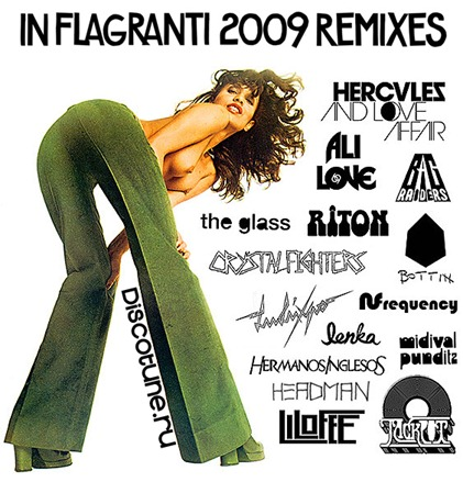 IN FLAGRANTI 2009 REMIX