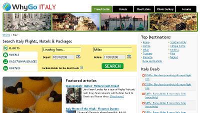 Why Go Italy