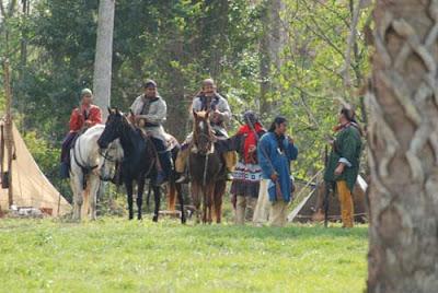 Battle  of Okeechobee Re-enactment