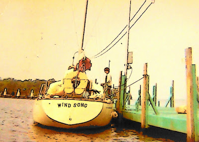 Sailing, Barbary Chaapel