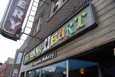Bleeding Heart Organic Bakery - Chicago