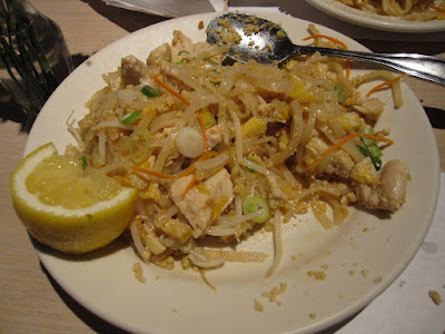 Best Thai Restaurant in Chicago - Pad Thai