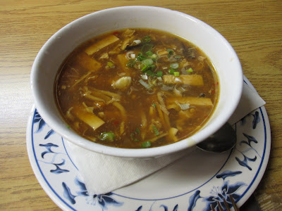 Best Hot and Sour Soup in Chicago