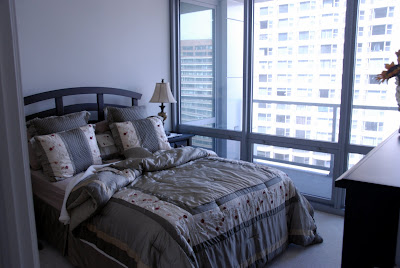 Chicago Vacation Rental - Master Bedroom