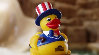 Great Wolf Lodge Duck Race to Benefit Big Brothers-Big Sisters