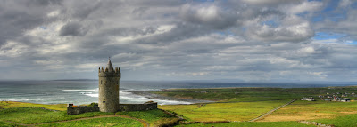 Doonagore Castle near Fanore Beach, Co. Clare. © Patryk Kosmider