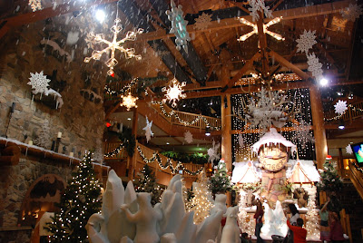 Great Wolf Lodge Snowland