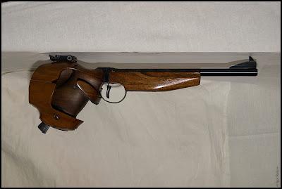 Foto: Die Freie Pistole TOZ-35