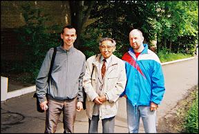 me, Mr. Efim Khaidurov, Mr. Vladimir Isakov