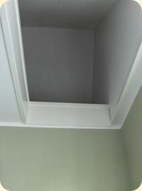 Emils værelse med kig til hemsen
