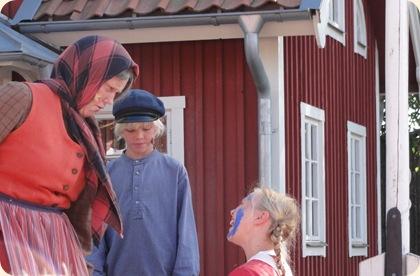 Tyttebær-Maja, Emil og Ida med tyfus