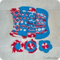 wash cloth gift set
