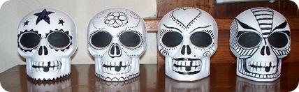 skull lights 3