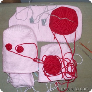 sewing machine pieces